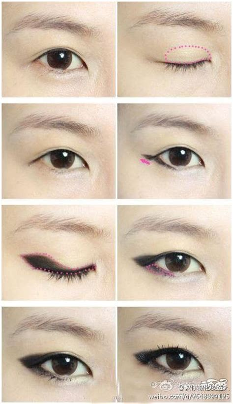 video tutorial make up ulzzang korea 17 best images about asian eyes japanese ulzzang makeup