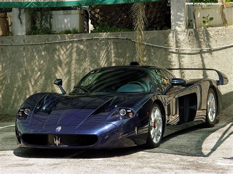 maserati mc 12 rare black or midnight blue maserati mc12 page 2