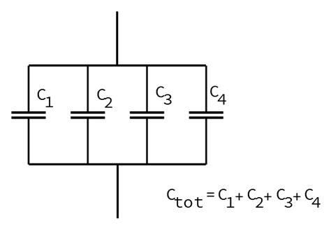 resistor parallel oscillator can you put capacitors in parallel 28 images