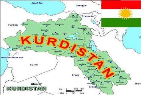 kurdistan map kurdistan december 2009