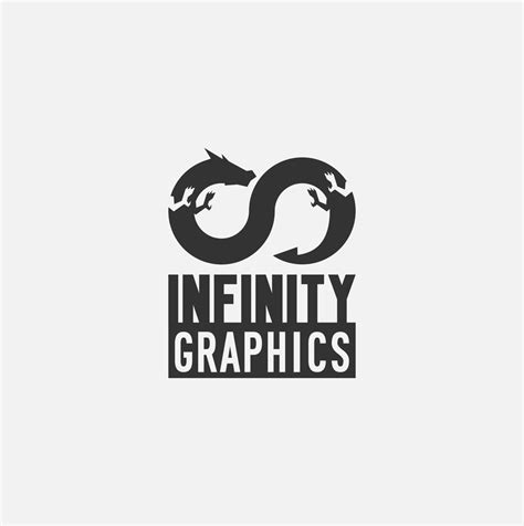 infinity graphics infinity graphics my new logo by thespaceknight on