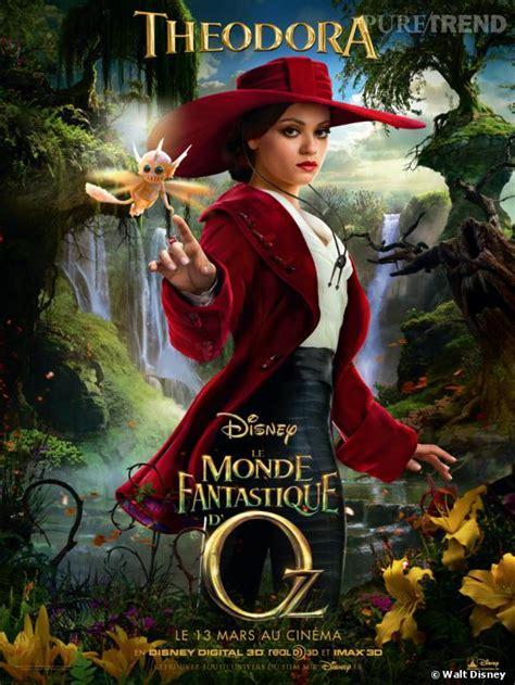 film fantasy fantastique le monde fantastique d oz mila kunis aka theodora