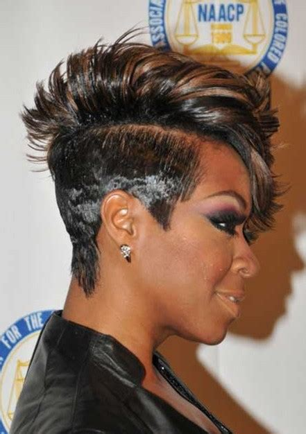 short barber hair cuts on african american ladies trendy short black haircut for african american women