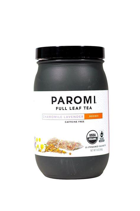 amazon tea amazon com paromi tea full leaf green tea jasmine 3