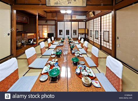 Traditional Japanese Dining Room by Traditional Japanese Style Dining Room For Guests Staying