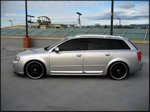 Audi B6 Avant Audi S4 B6 Avant Tuning