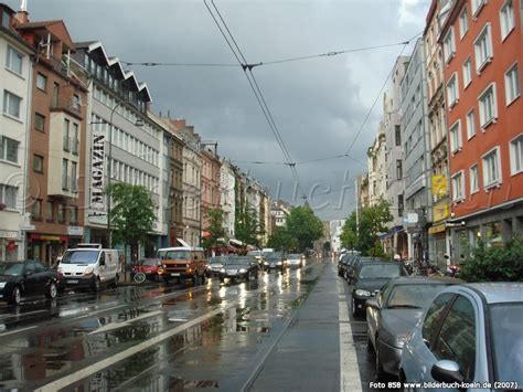 deutsche bank porz bilderbuch k 246 ln aachener stra 223 e im regen