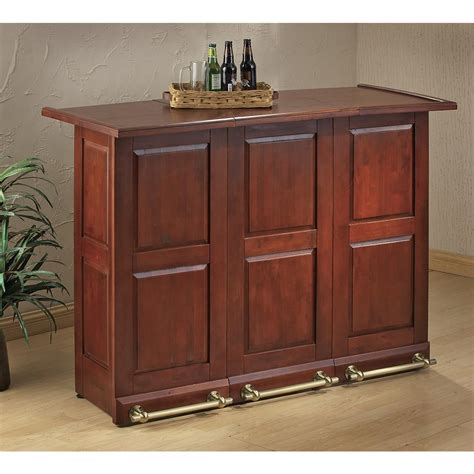 swing open portable bar picture 1 home bar design