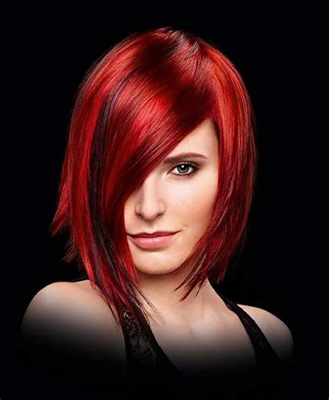 red hairstyles images 10 red bob hairstyles bob hairstyles 2017 short