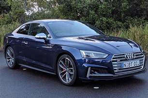 Audi S 5 Audi S5 Coupe 2017 Review Weekend Test Carsguide