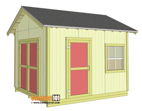 best 25 10x12 shed plans ideas on pinterest 10x12 shed storage sheds and cheap storage sheds