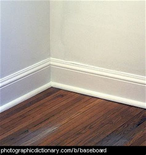 1000  images about Baseboards on Pinterest   Red oak and