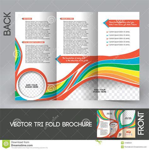 docs tri fold brochure template tri fold brochure template docs best and various templates design