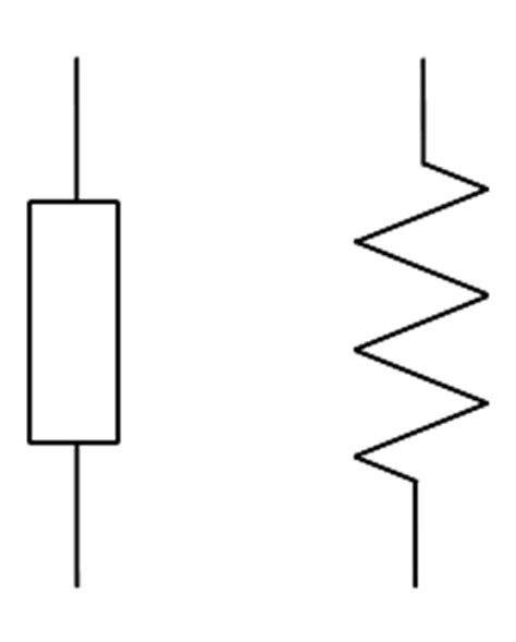 slide resistor symbol simbol resistor clipart best
