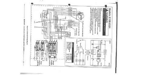 nordyne intertherm furnace transformer wiring wiring