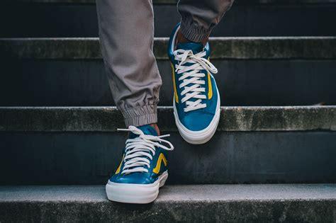Sepatu Adidas Cus White vans vault og style 36 lx quot moroccan blue quot sneakers addict