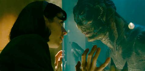 google movies the shape of water by sally hawkins wondrous red band the shape of water trailer has more woman fish man love the reel word