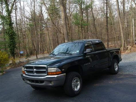 2000 dodge dakota 4 door find used 2000 dodge dakota slt crew cab 4 door 4
