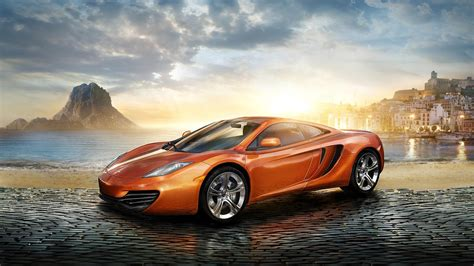 test drive unlimited 2 best cars hd orange car from test drive unlimited 2 wallpaper