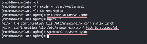 laravel nginx tutorial how to install laravel 5 x with nginx and php fpm 7 1 on