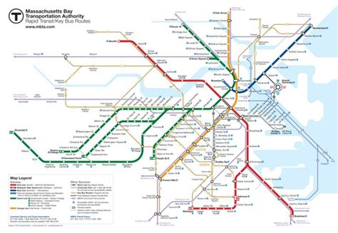 boston transit map 301 moved permanently
