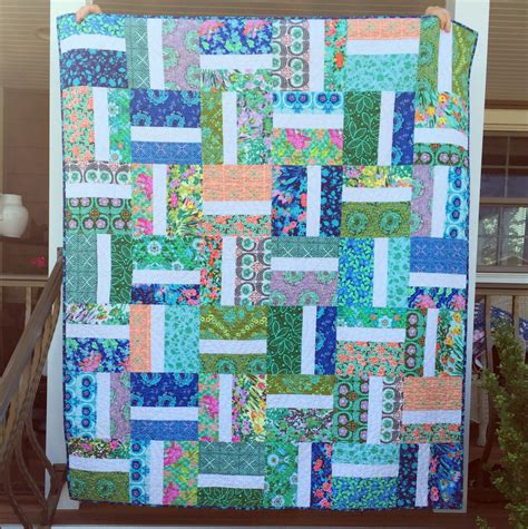 Patchwork Quilt Blanket - throw patchwork quilt blanket floral boho blue