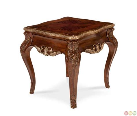 michael amini imperial court traditional radiant chestnut