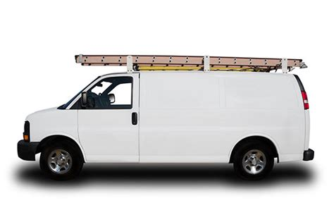 Ladder Racks For Vans by Great Deals From Adrian Steel Pacific Truck Colors