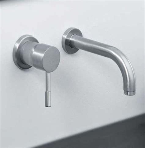 rubinetti lavabo a parete bagnoidea miscelatore a parete per lavabo sektor
