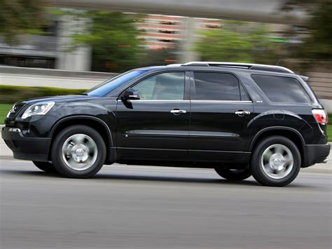 how to sell used cars 2007 gmc acadia spare parts catalogs gmc acadia specs 2007 2008 2009 2010 2011 2012 autoevolution