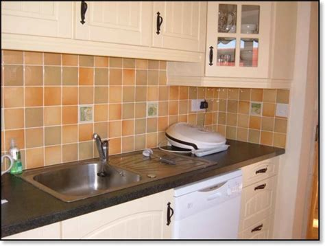 Tile Ideas For Kitchen Walls Kitchen Wall Tile Designs Kitchendecorate Net