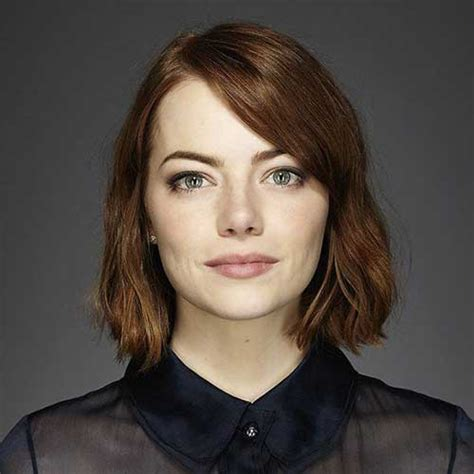 how to get emma stone short hair cutting steps 30 best short hair cuts for women short hairstyles 2017