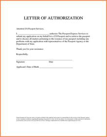 Release Authorization Letter Authorization Letter Sle For Release Sle