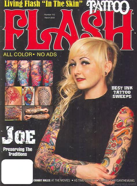 tattoo magazine back issues tattoo flash march 2012 magazine back issue tattoo flash