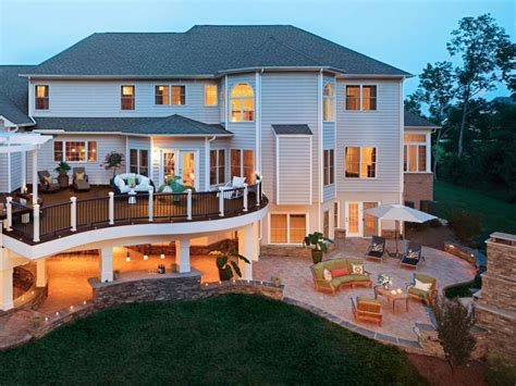 best backyard decks and patios pictures of beautiful backyard decks patios and fire pits