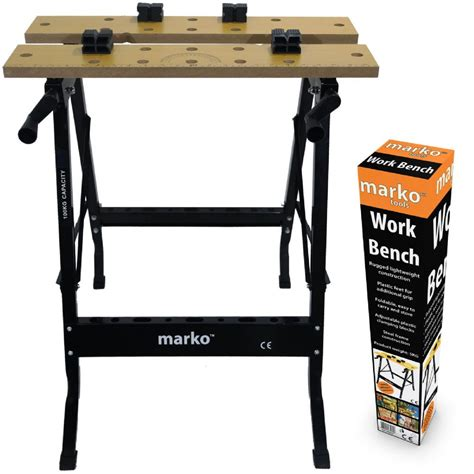 benchmark portable work bench portable folding work bench
