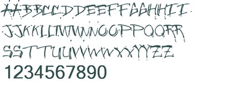jungle type font jungle font free truetype