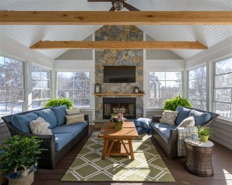 splendid transitional sunroom designs youll love