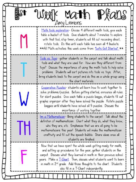 printable lesson plan for 1st grade free science lesson plans for second grade 2nd grade