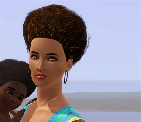 african american sims 3 sims 3 ethnic hair newhairstylesformen2014 com