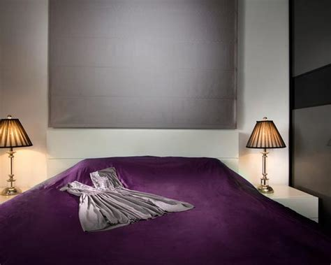 purple grey blue bedroom gray and purple bedrooms panda s house