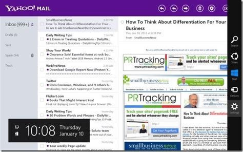 yahoo mail layout messed up how to sign out in yahoo mail windows 8 app