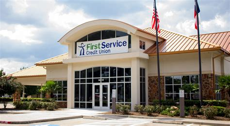 service credit union opens 12th location houston
