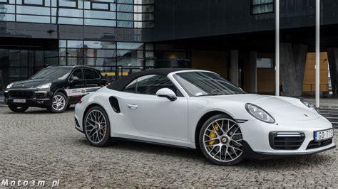 Porsche Cayenne Diesel S by Porsche Na Każdą Okazję Cayenne Diesel Vs 911 Turbo S