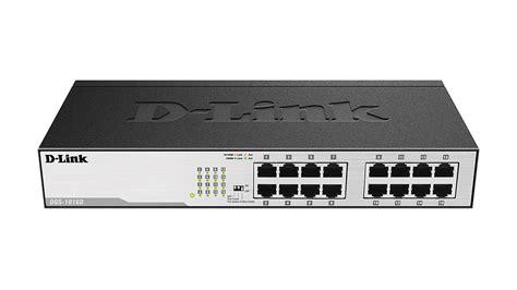 Hub Dlink Des 1016 dgs 1016d 16 port gigabit unmanaged desktop switch d link