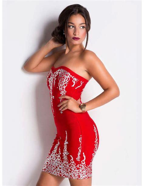 vestidos rojos corto vestido rojo de corto