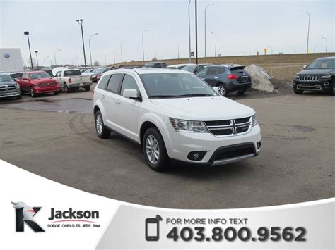 New Awd Vehicles by New 2017 Dodge Journey Sxt Awd Vehicle Invoice Pricing