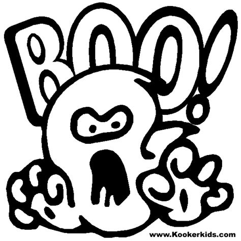 ghost boo coloring page halloween coloring book pages halloween coloring pages