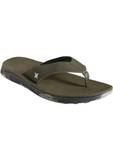 hurley shoes hurley hurley flex sandal s shoes shop it to me