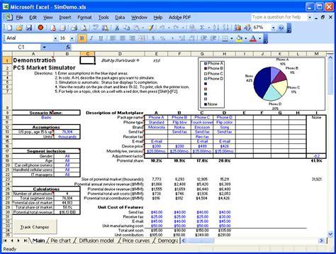 commercial model portfolio exle discrete choice analysis overview statwizards